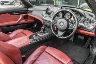 2015 BMW Z4 E89 LCI sDrive20i Edition M Sport Black 8 Speed Sports Automatic Roadster