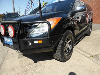 2012 Mazda BT-50 UP0YF1 GT 6 Speed Sports Automatic Utility
