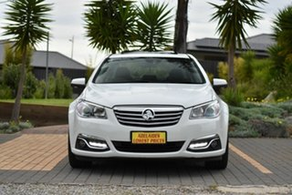 2017 Holden Calais VF II MY17 V White 6 Speed Sports Automatic Sedan.