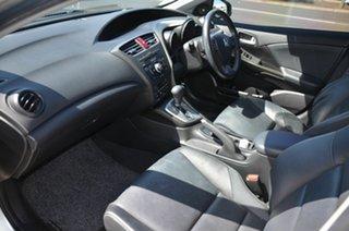 2013 Honda Civic Series 2 VTi Silver 5 Speed Automatic Sedan