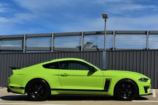 2020 Ford Mustang FN 2020MY R-Spec Grabber Lime 6 Speed Manual Fastback.