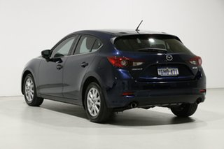 2017 Mazda 3 BN MY17 Maxx Blue 6 Speed Automatic Hatchback