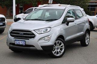2019 Ford Ecosport BL 2019.25MY Titanium Silver 6 Speed Automatic Wagon.