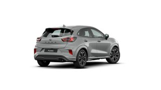 2020 Ford Puma JK 2020.75MY ST-Line Solar Silver 7 Speed Sports Automatic Dual Clutch Wagon