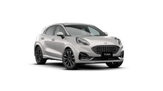 2020 Ford Puma JK 2021.25MY ST-Line V Metropolis White 7 Speed Sports Automatic Dual Clutch Wagon