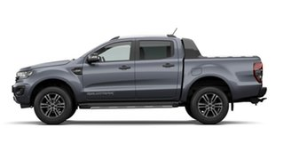 2020 Ford Ranger PX MkIII 2020.75MY Wildtrak Meteor Grey 10 Speed Automatic Double Cab Pick Up