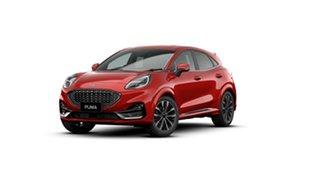 2020 Ford Puma JK 2021.25MY ST-Line V Fantastic Red 7 Speed Sports Automatic Dual Clutch Wagon.