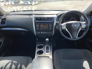 2014 Nissan Altima L33 ST Silver Continuous Variable Sedan