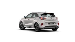 2020 Ford Puma JK 2020.75MY ST-Line Metropolis White 7 Speed Sports Automatic Dual Clutch Wagon