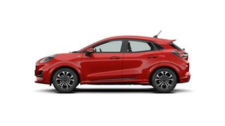2020 Ford Puma JK 2021.25MY ST-Line Fantastic Red 7 Speed Sports Automatic Dual Clutch Wagon.