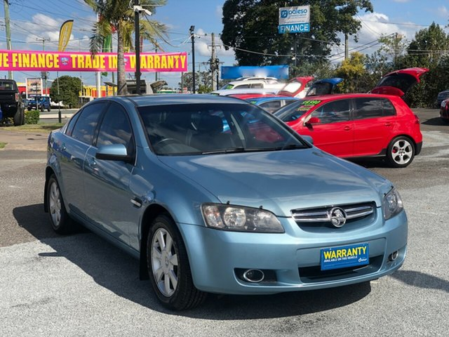 Used Holden Berlina VE , 2007 Holden Berlina VE Blue 4 Speed Automatic Sedan