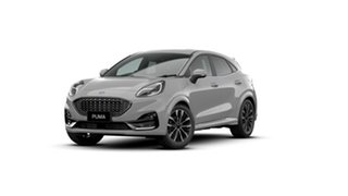 2020 Ford Puma JK 2021.25MY ST-Line V Grey Matter 7 Speed Sports Automatic Dual Clutch Wagon.