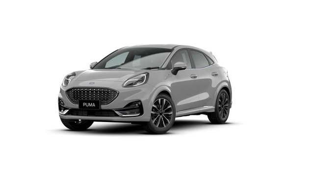 New Ford Puma JK 2021.25MY ST-Line V Cardiff, 2020 Ford Puma JK 2021.25MY ST-Line V Grey Matter 7 Speed Sports Automatic Dual Clutch Wagon