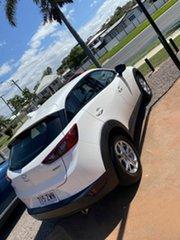 2019 Mazda CX-3 MAXX SPORT White 6 Speed Manual Wagon
