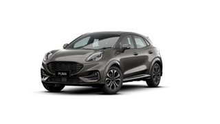 2020 Ford Puma JK 2021.25MY ST-Line Magnetic 7 Speed Sports Automatic Dual Clutch Wagon.