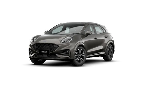 New Ford Puma ST-Line Homebush, 2020 Ford Puma ST-Line Magnetic 7 Speed Sports Automatic Dual Clutch Wagon