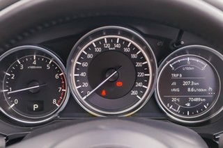 2018 Mazda CX-9 TC Touring SKYACTIV-Drive Red 6 Speed Sports Automatic Wagon