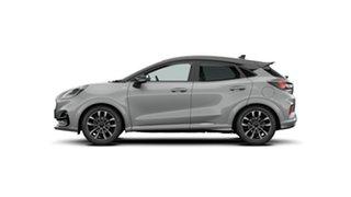2021 Ford Puma JK 2021.25MY ST-Line V Silver 7 Speed Sports Automatic Dual Clutch Wagon.