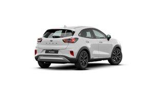2020 Ford Puma JK 2021.25MY Puma Frozen White 7 Speed Sports Automatic Dual Clutch Wagon
