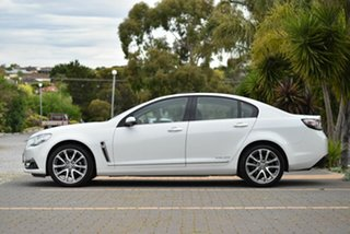 2017 Holden Calais VF II MY17 V White 6 Speed Sports Automatic Sedan