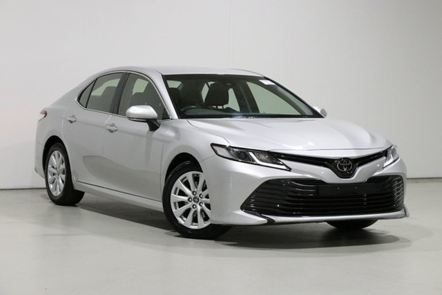 Used Toyota Camry ASV70R MY19 Ascent, 2018 Toyota Camry ASV70R MY19 Ascent Silver 6 Speed Automatic Sedan