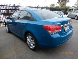 2015 Holden Cruze JH MY15 Equipe Blue 6 Speed Automatic Sedan