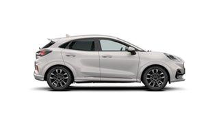 2020 Ford Puma JK 2020.75MY ST-Line V Metropolis White 7 Speed Sports Automatic Dual Clutch Wagon