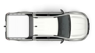 2020 Ford Ranger PX MkIII 2020.75MY Wildtrak Alabaster White 6 Speed Sports Automatic