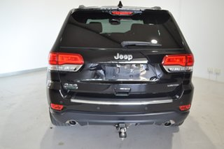 2018 Jeep Grand Cherokee WK MY18 Limited Black 8 Speed Sports Automatic Wagon