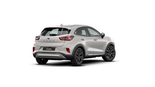 2021 Ford Puma JK 2021.25MY Puma Metropolis White 7 Speed Sports Automatic Dual Clutch Wagon