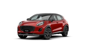 2020 Ford Puma JK 2020.75MY Puma Red 7 Speed Sports Automatic Dual Clutch Wagon.