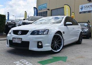 2011 Holden Commodore VE II Omega White 6 Speed Automatic Sedan.