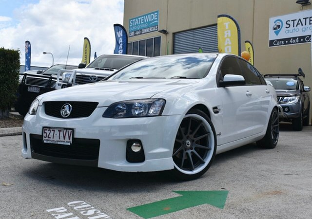 Used Holden Commodore VE II Omega Capalaba, 2011 Holden Commodore VE II Omega White 6 Speed Automatic Sedan