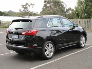 2018 Holden Equinox LTZ-V Black Automatic Wagon