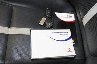 2013 Holden Commodore VF MY14 SS V Redline Grey 6 Speed Sports Automatic Sedan