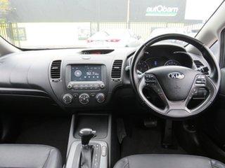 2014 Kia Cerato YD MY15 SI White 6 Speed Sports Automatic Hatchback