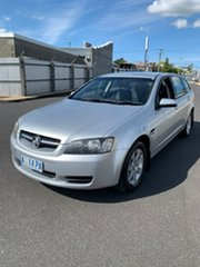 2009 Holden Commodore VE MY09.5 Omega Sportwagon Silver 4 Speed Automatic Wagon