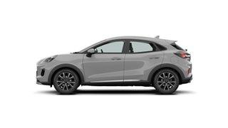 2021 Ford Puma JK 2021.25MY Puma Grey 7 Speed Sports Automatic Dual Clutch Wagon.