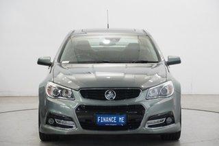 2013 Holden Commodore VF MY14 SS V Redline Grey 6 Speed Sports Automatic Sedan.