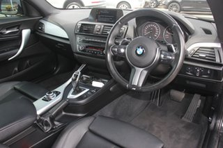 2014 BMW 2 Series F22 228i M Sport Black 8 Speed Sports Automatic Coupe
