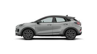2020 Ford Puma JK 2020.75MY DCT Silver 7 Speed Sports Automatic Dual Clutch Wagon.