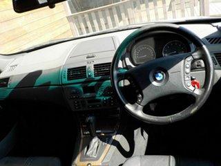2004 BMW X3 E83 MY05 Steptronic Silver 5 Speed Sports Automatic Wagon