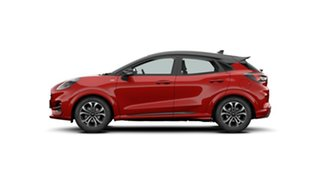 2020 Ford Puma JK 2020.75MY ST-Line Red 7 Speed Sports Automatic Dual Clutch Wagon.