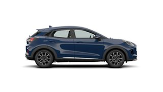 2020 Ford Puma JK 2020.75MY Puma Blazer Blue 7 Speed Sports Automatic Dual Clutch Wagon