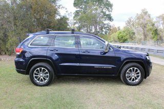2013 Jeep Grand Cherokee WK MY2014 Laredo Blue 8 Speed Sports Automatic Wagon