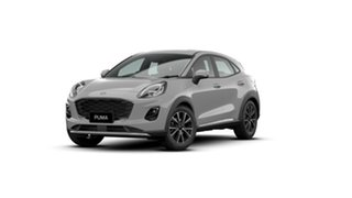 2021 Ford Puma JK 2021.25MY Puma Grey Matter 7 Speed Sports Automatic Dual Clutch Wagon.
