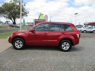 2012 Suzuki Grand Vitara JB MY09 Urban Red 5 Speed Manual Wagon.