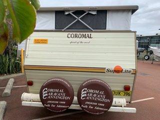 1986 Coromal Lowline Pop-top