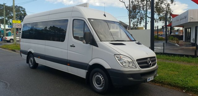 Used Mercedes-Benz Sprinter 906 MY08 Upgrade 311CDI LWB, 2008 Mercedes-Benz Sprinter 906 MY08 Upgrade 311CDI LWB White 5 Speed Automatic Van