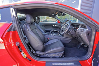 2018 Ford Mustang FN 2019MY High Performance Race Red 6 Speed Manual Fastback